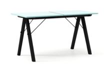 STÓŁ BASIC ROZKŁADANY LUXURY COLORS stelaż BUK BLACK  Minimalistyczny stół w duchu SCANDI, idealny do jadalni lub kuchni. Opcja rozkładania umożliwi...