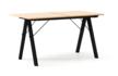 Stół rozkładany BASIC LUXURY - stelaż BLACK