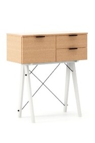 Wielofunkcyjna konsola do hallu lub salonu. Idealnie posłuży jako stolik do odłożenia drobiazgów lub wyeksponuje świeże kwiaty.  Tutaj wersja LUXURY....