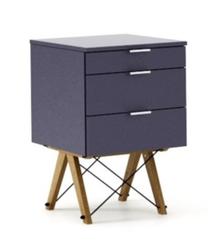 Praktyczny kontener jako pomocnik do biurka, lub samodzielna szafka z szufladami. Tutaj wersja LUXURY.Dostępny w bardzo szerokiej kolorystyce (wg...