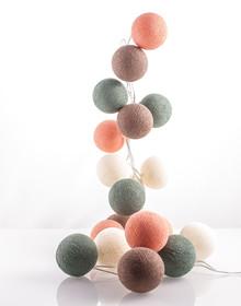 Zestaw Cotton balls Babie lato 20 kul
