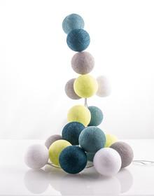 Zestaw Cotton balls Mgnienie Oka 35 kul