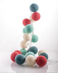 Zestaw Cotton balls Patelowa Bajka 50 kul