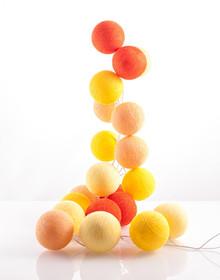 Zestaw Cotton balls Solar 50 kul