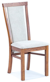 Drewniane, dębowe krzesło Lagos  Wysokość : 100 cm Szerokość : 47 cm Głębokość : 41 cm Wysokość siedziska: 49 cm    Istnieje również...