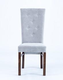 Drewniane, dębowe krzesło Susnet  Wysokość : 100 cm Szerokość : 45 cm Głębokość : 41 cm Wysokość siedziska: 49 cm  Produkt wykonywany na...