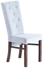 Drewniane, dębowe krzesło Susnet  Wysokość : 100 cm Szerokość : 45 cm Głębokość : 37 cm Wysokość siedziska: 48 cm  Produkt wykonywany na...