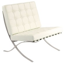 Fotel BARCELON - biały