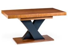 Stół Valentino X  Rozkładany co 50 cm, wkładki trzymane w stole.   Wymiary:  Długość : 130cm - 220cm szer. 80cm 2 wkładki Długość : 150cm -...