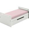 Materac do łóżeczka z kolekcji Simple