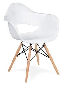Fotel GULAR DSW - biały