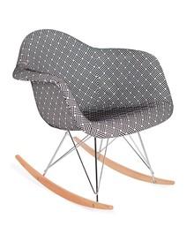 Fotel bujany PLUSH - splot