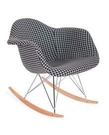 Fotel bujany PLUSH - tetris