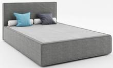Łóżko SOFT 160 z kolekcji MIO  Tapicerowane łóżko MIO z francuskim szwem idealnie wpisuje się obecne trendy wzornicze. Ramę łóżka okala delikatna...