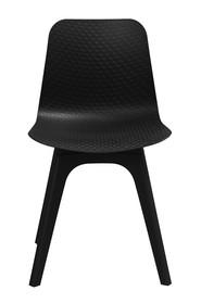 Krzesło w całości wykonane z polipropylenu.<br />Waga netto 1 szt.: 6 kg<br />Waga opakowania: 7 kg<br />Maksymalna ilość szt. w...