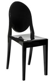 Krzesło VICTORIA - czarny