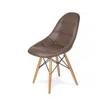 Krzesło DSW cieszące się olbrzymią popularnością teraz w nowej wygodniejszej odsłonie. Lubisz komfort i cenisz wygodę? Krzesło DSW-EKOSKÓRA zapewni...