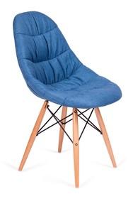 Krzesło RUGO - niebieski