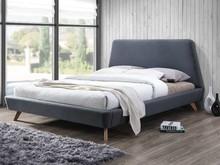 Łóżko Gant to designerski mebel, który stanie się efektownym elementem wyposażenia każdej sypialni. Będzie się świetnie prezentowało we wnętrzach...