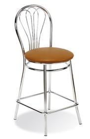 Krzesło barowe VENUS HOCKER 78  będzie doskonałym rozwiązaniem do każdej kawiarni, jak i nowoczesnej kuchni. Dopasuje się do wygodnej wyspy...