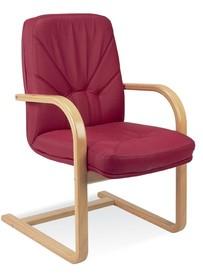 Manager to wyjątkowo efektowny fotel gabinetowy, który znajdzie zastosowanie w różnego rodzaju wnętrzach. Może być znakomitym rozwiązaniem do...