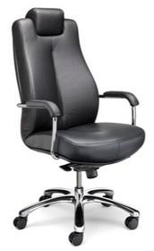 Sonata to wyjątkowo stylowy fotel, który spodoba się bardzo wielu osobom. Będzie znakomitym rozwiązaniem do każdego stylowego gabinetu, w którym stanie...