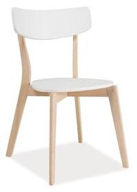 Krzesło TIBI - biały