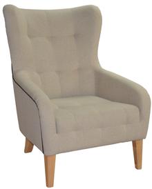 Funkcjonalność w najlepszym wydaniu!  Modny fotel GREG Stelaż drewniany. Siedzisko: sprężyna falista, oraz pianka poliuretanowa. Oparcie: pasy gumowe...