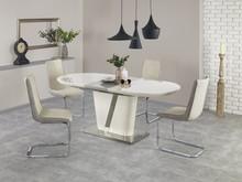 Stół Iberis to bardzo nowoczesny mebel, który będzie doskonale wyglądał ze wszystkich designerskich wnętrzach. Jego niebanalna forma, a jednocześnie...