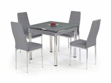 Stół rozkładany KENT 80x80 - popiel