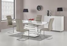 Stół Onyx to nowoczesny mebel, który znakomicie się sprawdzi przede wszystkim w designerskich wnętrzach. Będzie znakomitym rozwiązaniem do salonu...