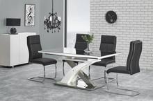 Stół Sandor 2 to nowoczesny mebel, który doda mnóstwo wyrazu każdemu wnętrzu. Będzie szczególnie dobrze się prezentował w designerskim salonie...