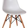 Krzesło Enzo białe skandynawskie