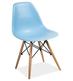 Krzesło ENZO - niebieski
