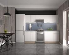 Bardzo prosta, niewielka, ale także funkcjonalna kuchnia DARIA jest doskonałym rozwiązaniem do małych mieszkań i kawalerek. Pomimo niedużych rozmiarów...