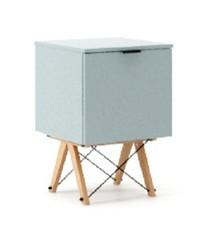 KONTENER KIDS ONE kolor ICE BLUE stelaż BUK (standard)  Praktyczny i pojemny kontener z półkami, idealny jako uzupełnienie biurka BASIC lub samodzielna...
