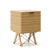 KONTENER KIDS ONE kolor RAW OAK stelaż BUK (standard)  Praktyczny i pojemny kontener z półkami, idealny jako uzupełnienie biurka BASIC lub samodzielna...