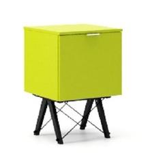 KONTENER KIDS ONE LUXURY COLORS stelaż BUK BLACK  Praktyczny i pojemny kontener z półkami, idealny jako uzupełnienie biurka BASIC lub samodzielna...