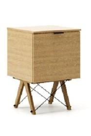 KONTENER KIDS ONE LUXURY WOOD blat DĄB stelaż DĄB  Praktyczny i pojemny kontener z półkami, idealny jako uzupełnienie biurka BASIC lub samodzielna...