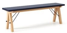 Uzupełnienie stołu BASIC lub samodzielna ławka w duchu SCANDI, idealna do jadalni lub kuchni. Jeśli jest za mała lub za duża, dopasuj wymiary do swoich...