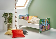 Łóżko dziecięce HAPPY JUNGLE