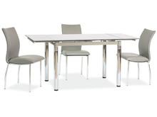 Stół rozkładany GD-018 110x74 - szary