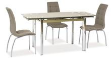 Stół GD-019 CIEMNY BEŻ