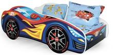 Speed to efektowne łóżko w kształcie samochodu wyścigowego. Jest kolorowe i wesołe. Będzie doskonałym rozwiązaniem do każdego pokoju dziecięcego,...