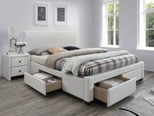 Modena to bardzo stylowe i praktyczne łóżko, które sprawdzi się w każdej sypialni. Może być znakomitym rozwiązaniem do wnętrz nowoczesnych i...