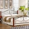 Dwuosobowe łóżko VIOLETTA 120