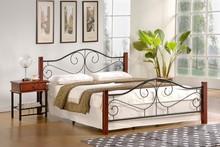 Elegancja i wygoda! Stylowe łóżko VIOLETTA spodoba się klientom poszukującym rozwiązań na najwyższym poziomie, bardzo eleganckich i gustownych. Mebel...