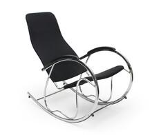 Fotel bujany BEN 2 - czarny