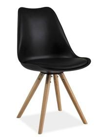 Krzesło Eric to mebel o prostej stylistyce, która z łatwością dopasuje się do wielu aranżacji. Będzie świetnym rozwiązaniem do wnętrz nowoczesnych,...