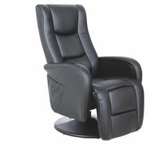 Fotel PULSAR - czarny